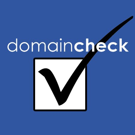 domaincheck.co.uk Icon