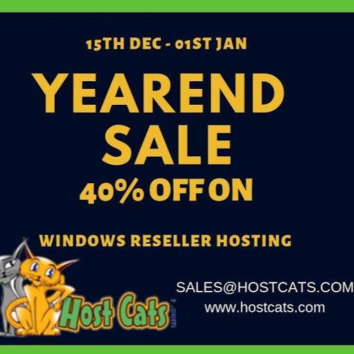 hostcats.com Icon