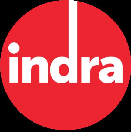 indra.com Icon