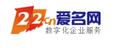 22.cn логотип