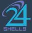 24shells.net logo