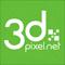 3dpixel.uk logo