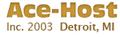 ace-host.net logo