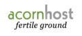 acornhost.com logo!