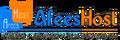 afeeshost.com logo!