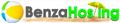 benzahosting.cl logo!