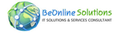 beonlinesolutions.com logo!