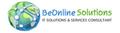 beonlinesolutions.com logo!