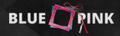 bluepink.ro logo!