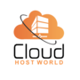 cloudhostworld.com logo!