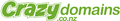 crazydomains.co.nz Logo