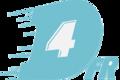 d4.fr logo!