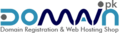 domain.pk logo!