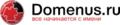domenus.ru logo