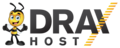 draxhost.com logo!