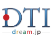 dream.jp ロゴ