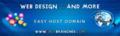 easyhostdomain.com logo!
