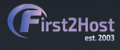 first2host.co.uk logo!