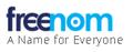 freenom.com logo!