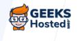 geekshosted.com logo!
