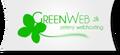 greenweb.sk logo!