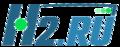 h2.ru logo