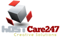 hostcare247.com logo!
