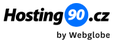 hosting90.cz logo!