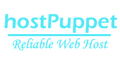 hostpuppet.com logo!
