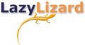 lazylizard.net logo!