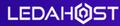 ledahost.com logo!