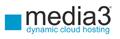 media3.net logo