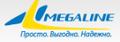 megaline.kg logo