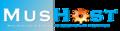 mushost.com logo!