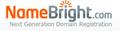 namebright.com logo!