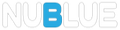 nublue.co.uk logotipo