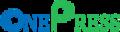 onepress.pk logo!