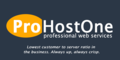 prohostone.net logo