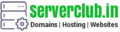 serverclub.in logo!