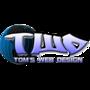 tomswebdesign.net logotipo