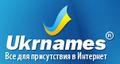ukrnames.com Logo
