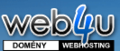 web4u.cz logo
