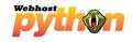 webhostpython.com logo!