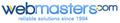 webmasters.com logotipo