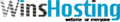 winshosting.com logo!