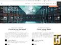 screenshot di Cloud Server Managed Piano