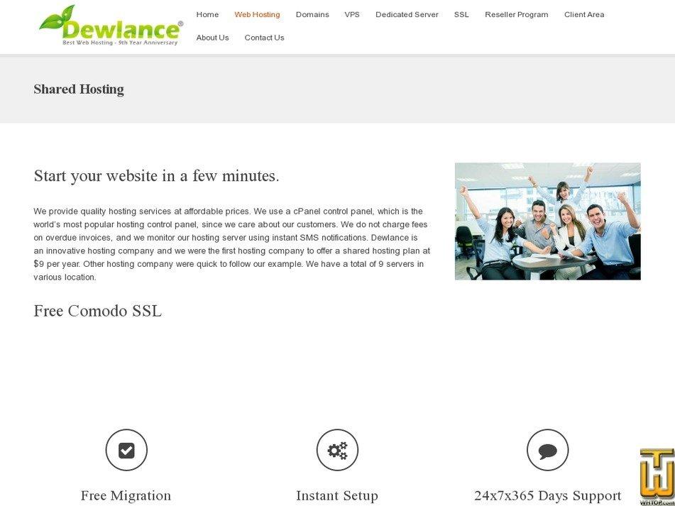 Screenshot of 2GB Silver from dewlance.com