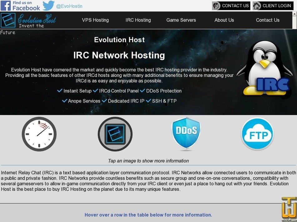 IRC Small