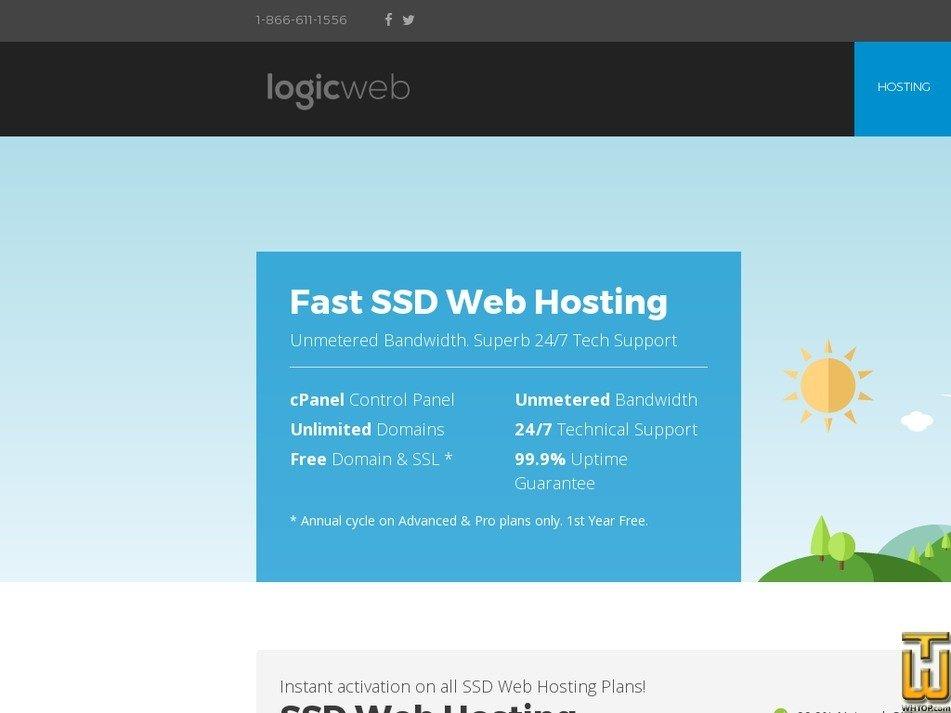 screenshot of Starter from logicweb.com