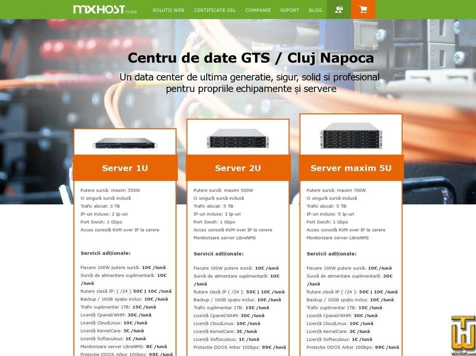 compania două site- ul de date